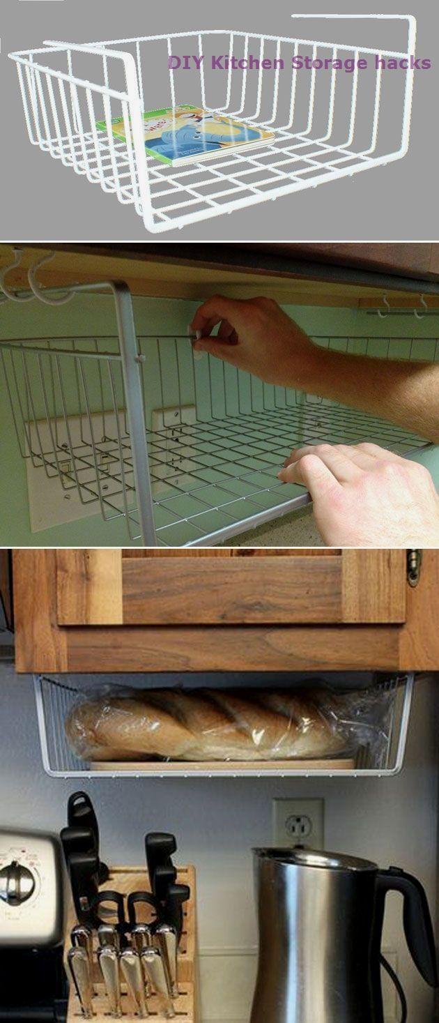 Small Kitchen Storage Hacks That Will Work Wonders