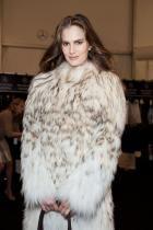 A stunning coat. J. Mendel A/W 2012