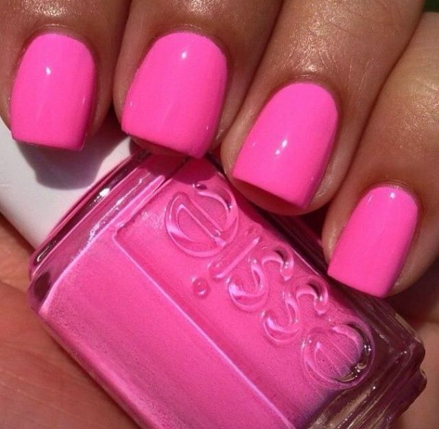 Bubble Gum In 2019 Beauty Nails Pink Nails Nails