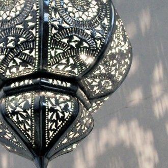 Eine Neuheit ist die orientalische Lampe \
