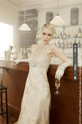 So awesome - vintage wedding dress | CHECK OUT MORE GREAT VINTAGE ...