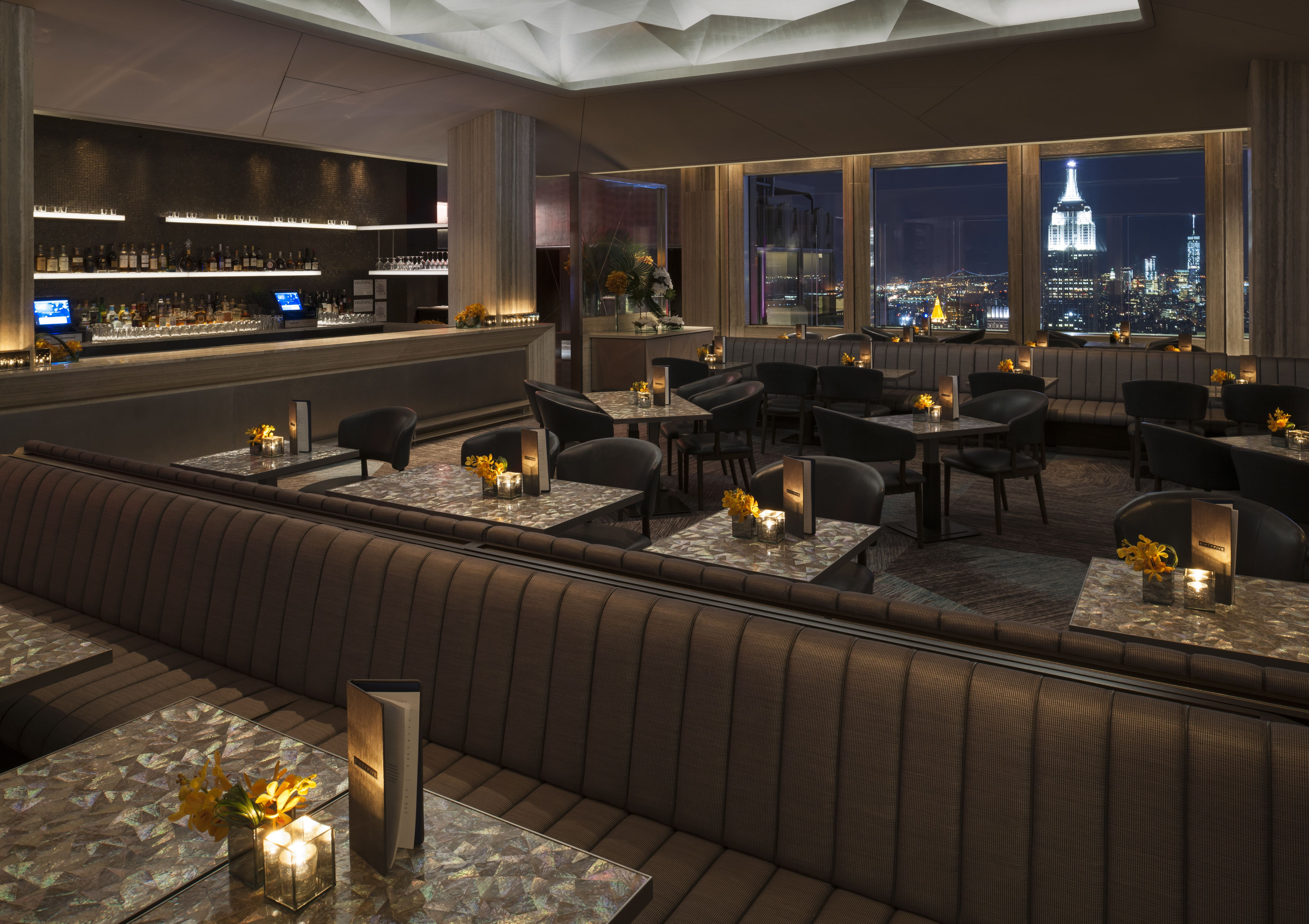 15 Chic New York City Bars for Design Lovers | Rainbow room ...