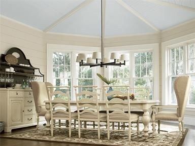 Paula Deen Homes Newest Collection River House Captures The Amazing Paula Deen Dining Room Set Decorating Design