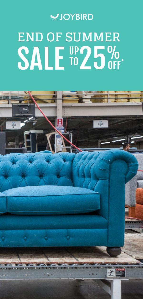 Superbe Joybird Likes To Do Things A Little Differently. They Believe That Furniture  Should Be Custom Made To Fit You And Your Home. Save Up To 25% OFF Your  Entire ...