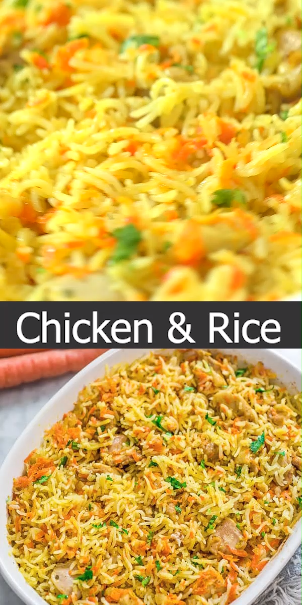 Photo of Chicken and Rice Casserole