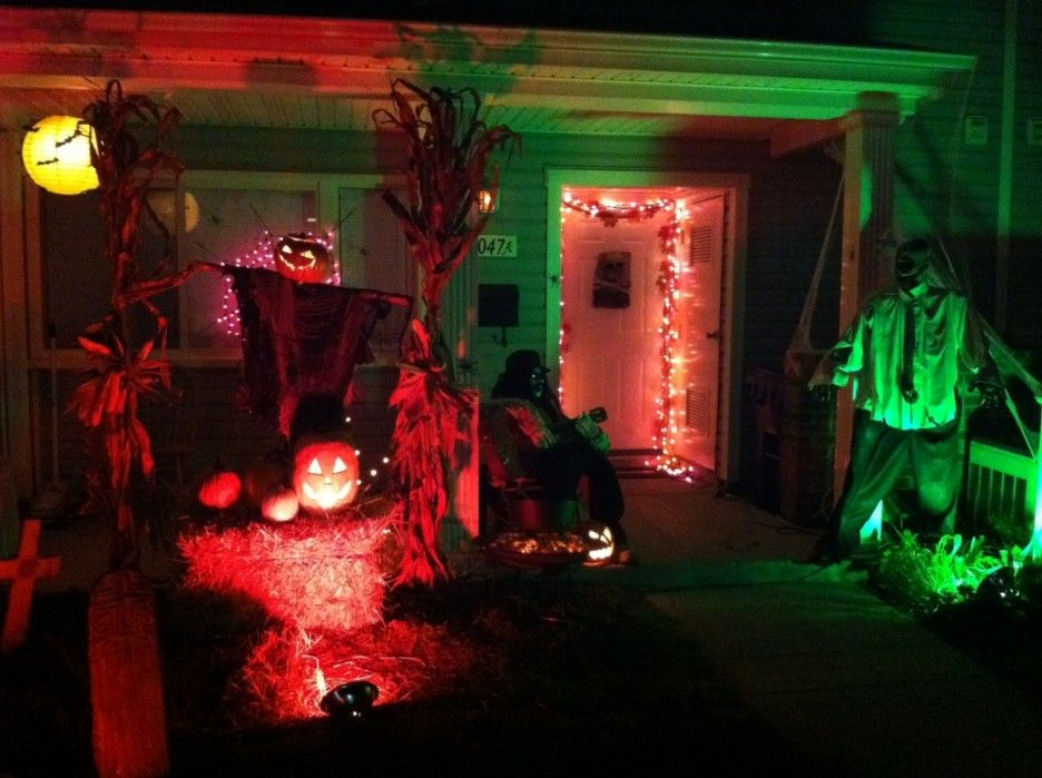halloween-decorations-terrace-concept-of-halloween-decorations-scary - creepy halloween decor