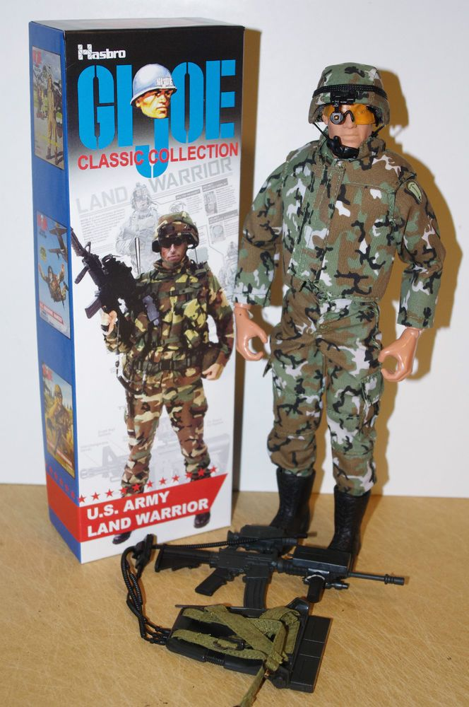 Big Boy Toys Alaska : Custom gi joe land warrior with coffin box big