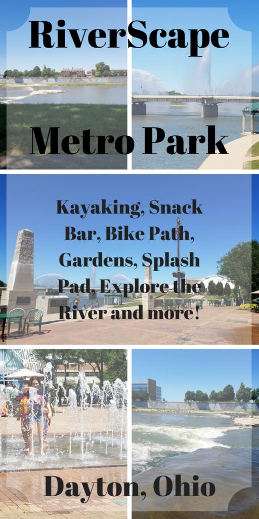 Our Day at RiverScape Metro Park Dayton, Ohio Travel