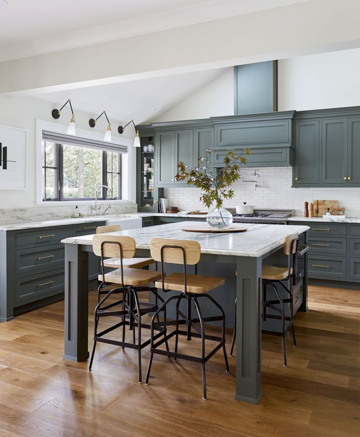 All the What's, Why's & How Much's of the Portland Kitchen (+ Big Reveal #greykitcheninterior