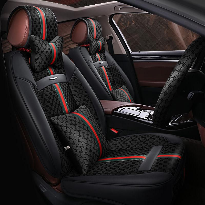 6D Styling Car Seat Cover For Kia Sorento Sportage Optima K5 Forte Rio K2 Cerato K3 Carens Soul CadenzaHigh FiberCar Pad Yesterdays Price US 26089