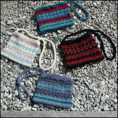 Tutorial & Pattern using the Two Handed Fair Isle Knitting ...