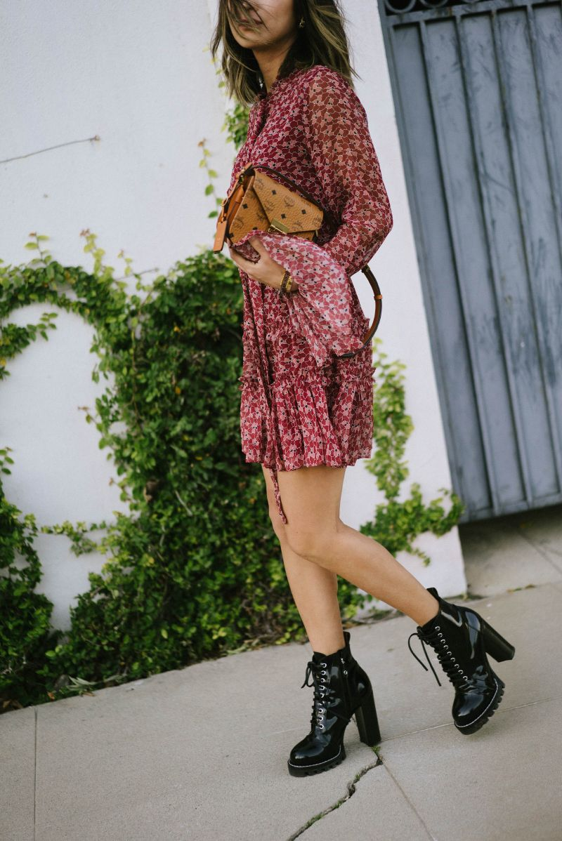 9ecd51ae4ae1 Aimee Song of the blog Song of Style shares her outfit details in Los  Angeles