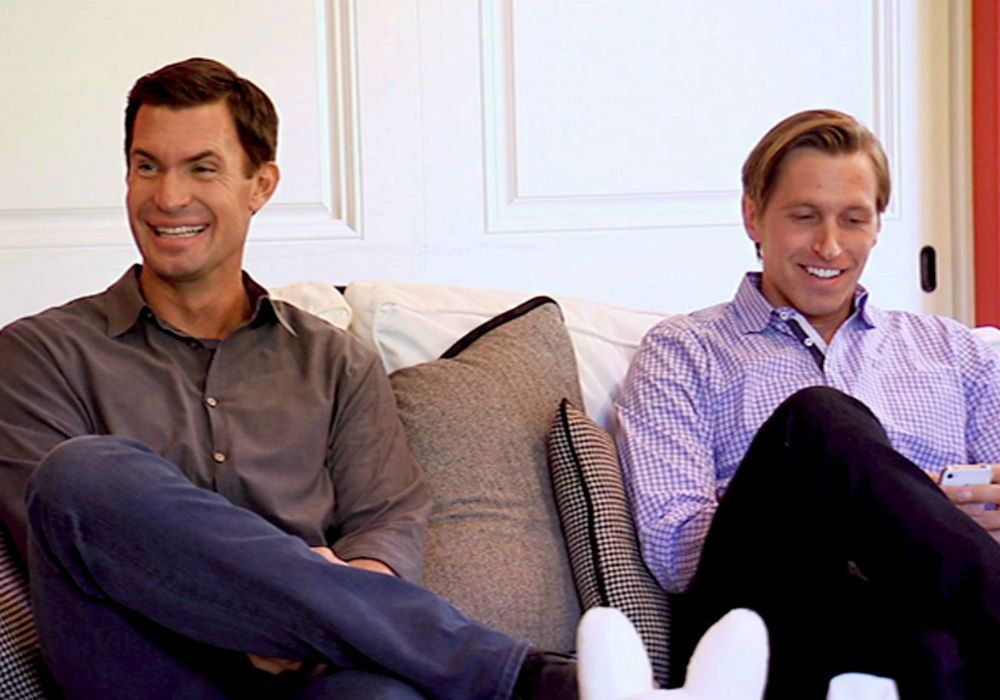Flipping Out S Gage Edward Reacts To Jeff Lewis Spilling On Their