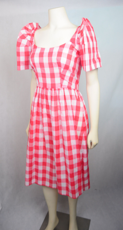 Filipiniana Vintage Dress Terno Style Picnic Spring Summer Filipino ...