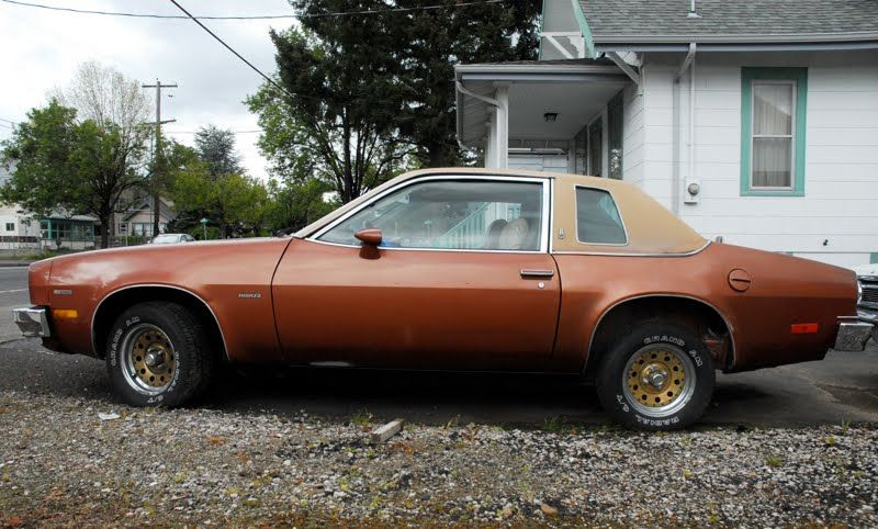 For Some Still Unknown Reason I Purchased A 1976 Monza Shell No Drivetrain Interior Or Glass For 10 I Thought Maybe Someday I D Make A Beat Up Roadwarri