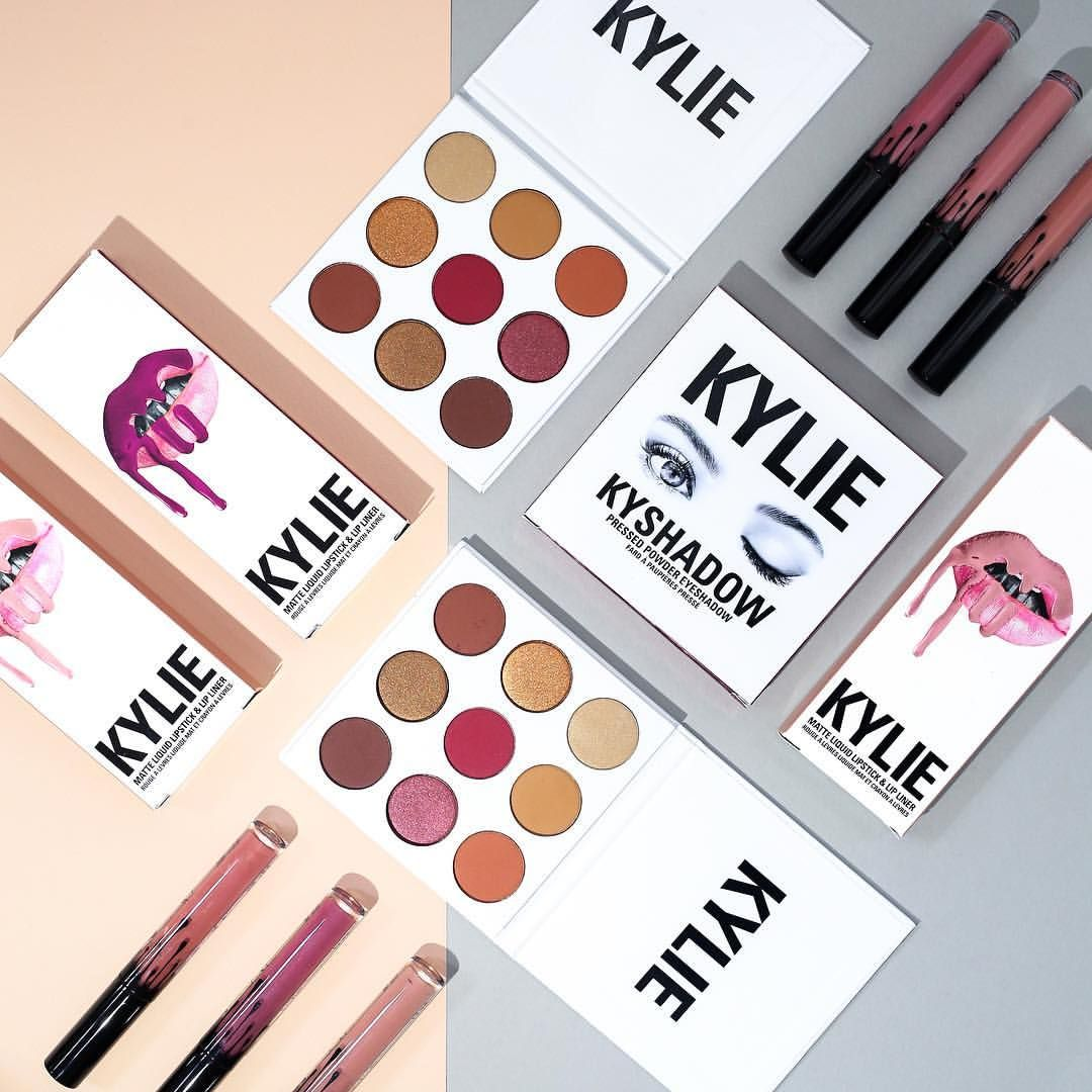 kyliecosmetics The ValentinesCollection may be sold out