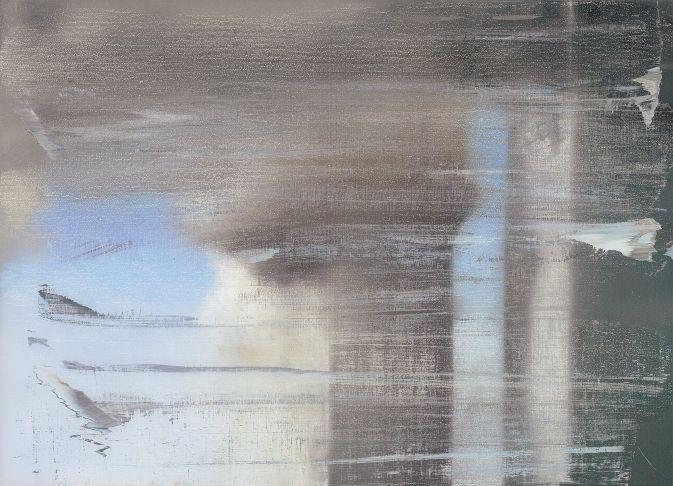 """""""Сентябрь"""", 2005 Герхард Рихтер (нем. Gerhard Richter) – современный немецкий художник, работающий в различных жанрах. Биография, картины: http://contemporary-artists.ru/Gerhard_Richter.html"""
