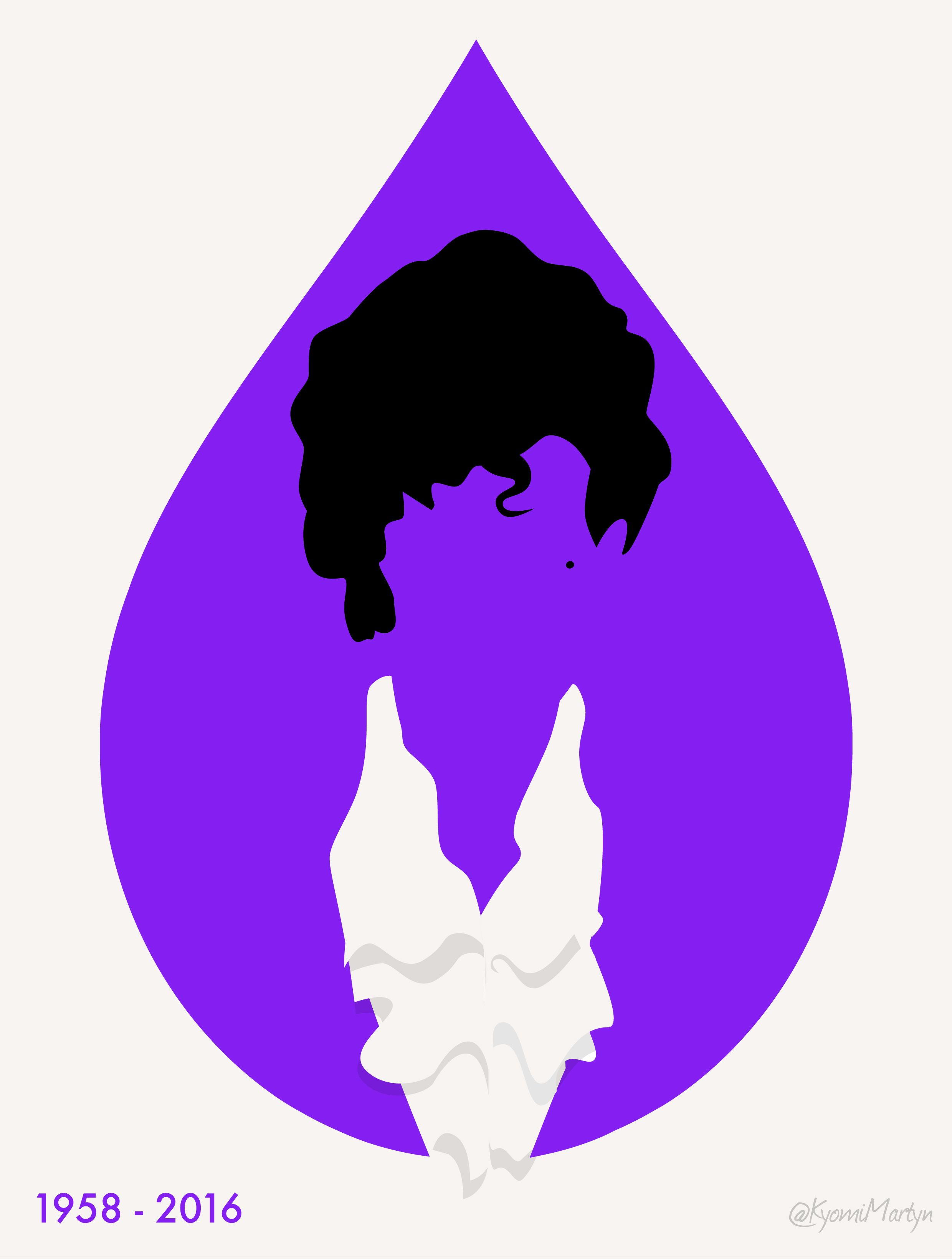 Another legend has left us. RIP Prince.