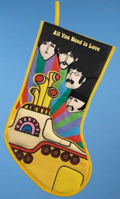 All You Need Is Love And Stocking Stuffers Beatles Gifts Beatles Christmas The Beatles