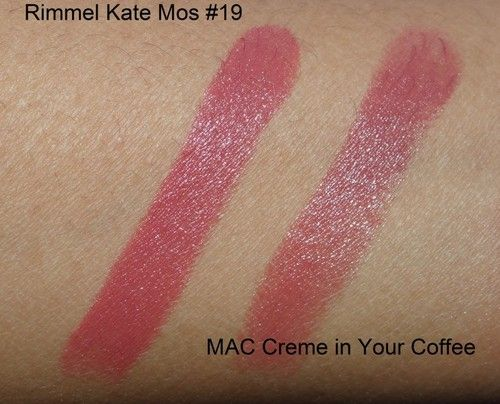 Dupes For Macs Modesty And Creme In Your Coffee Thank You