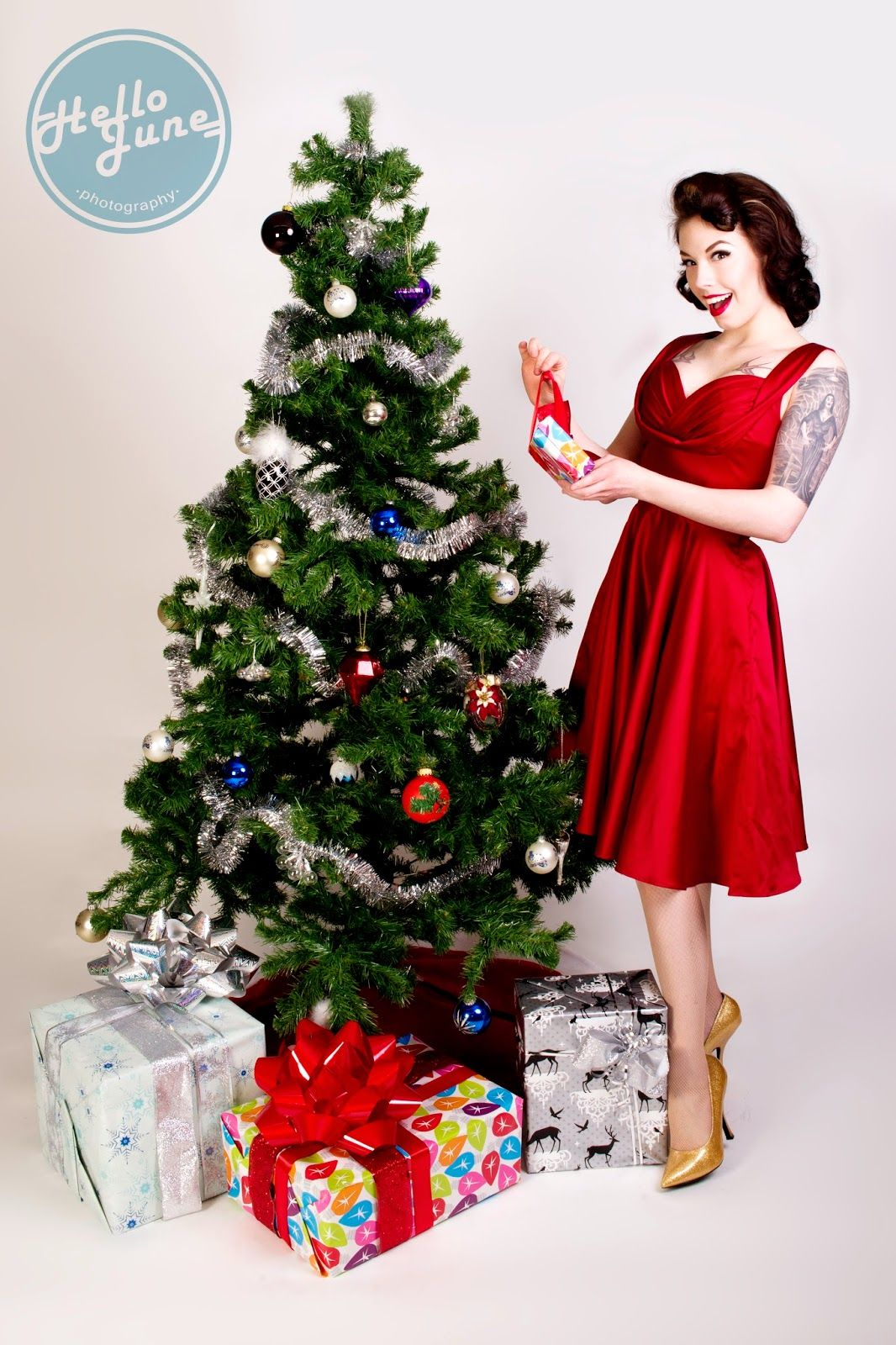 Christmas dress edmonton -