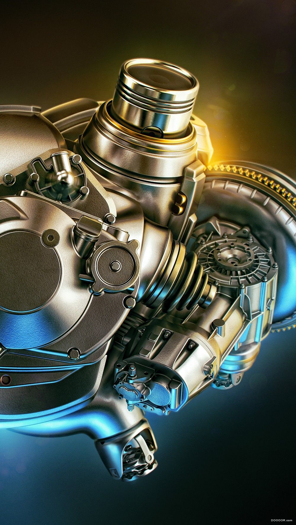ACURA ENGINE机械心脏极品发动机 [6P] (2).jpg Industrial