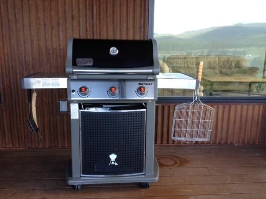 Weber Spirit E 310 3 Burner Natural Gas Grill Featuring The Gourmet Bbq System 47513101 At Home Depot Mobile