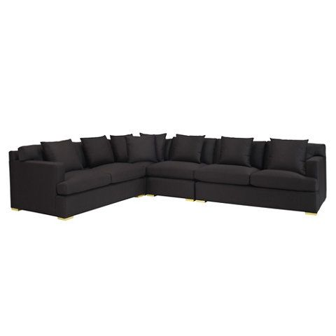 One Fifth Sectional Sofa Sofas Loveseats Furniture