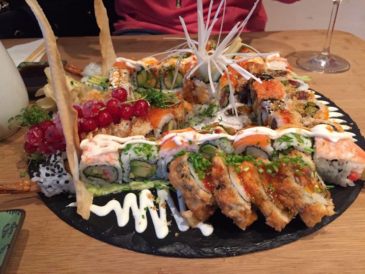 17+ Pure craft sushi menu ideas