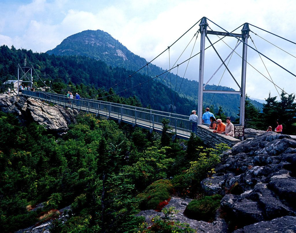 Grandfather Mountain Nc Would Love To See This Must Be Gorgeous On
