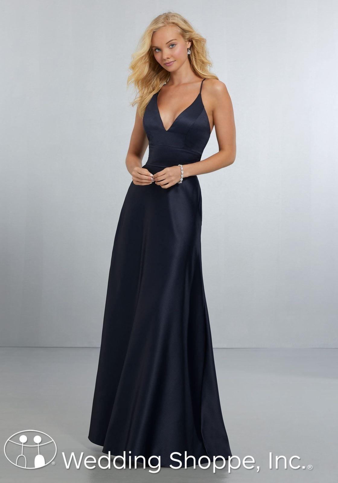 02c9d6830be Mori Lee Bridesmaid Dress 21573