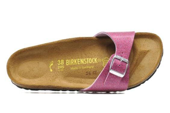 b66ea8fb75cd Birkenstock Madrid Flor W Mules   clogs in Pink at Sarenza.eu (192623)