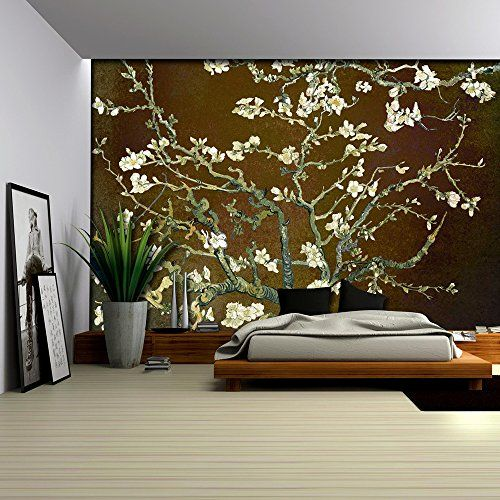 """Wall26 - Copper with Rich Brown """"Almond Blossom"""" by Vince..."""