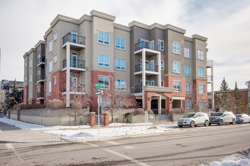 Apartment For Sale: $379,900 at #103 1108 15 St SW, The ...