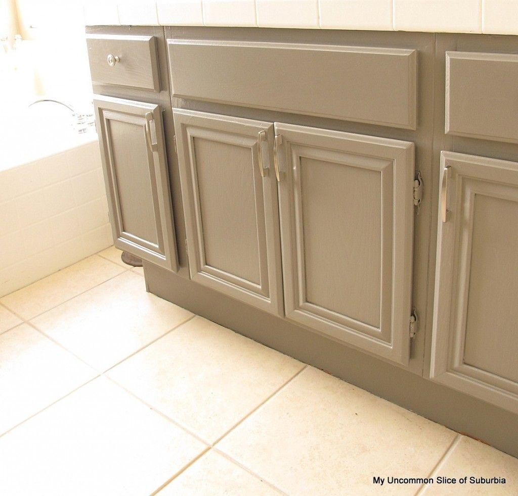 Innovative Paint Bathroom Cabinet7