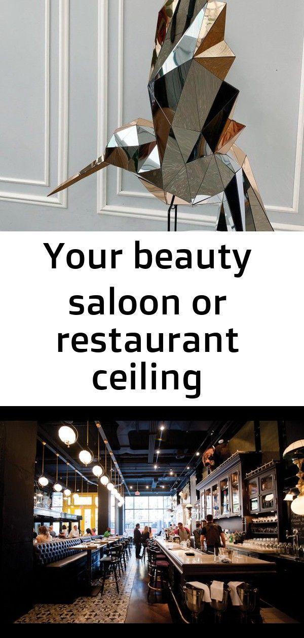 Beauty ceiling Decoration golden hummingbirds Idea