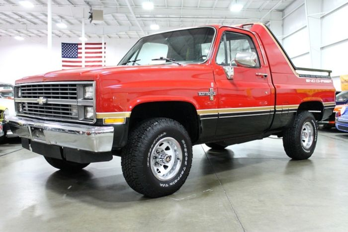 Chevrolet K10 For Sale Hemmings Motor News Pickup Trucks