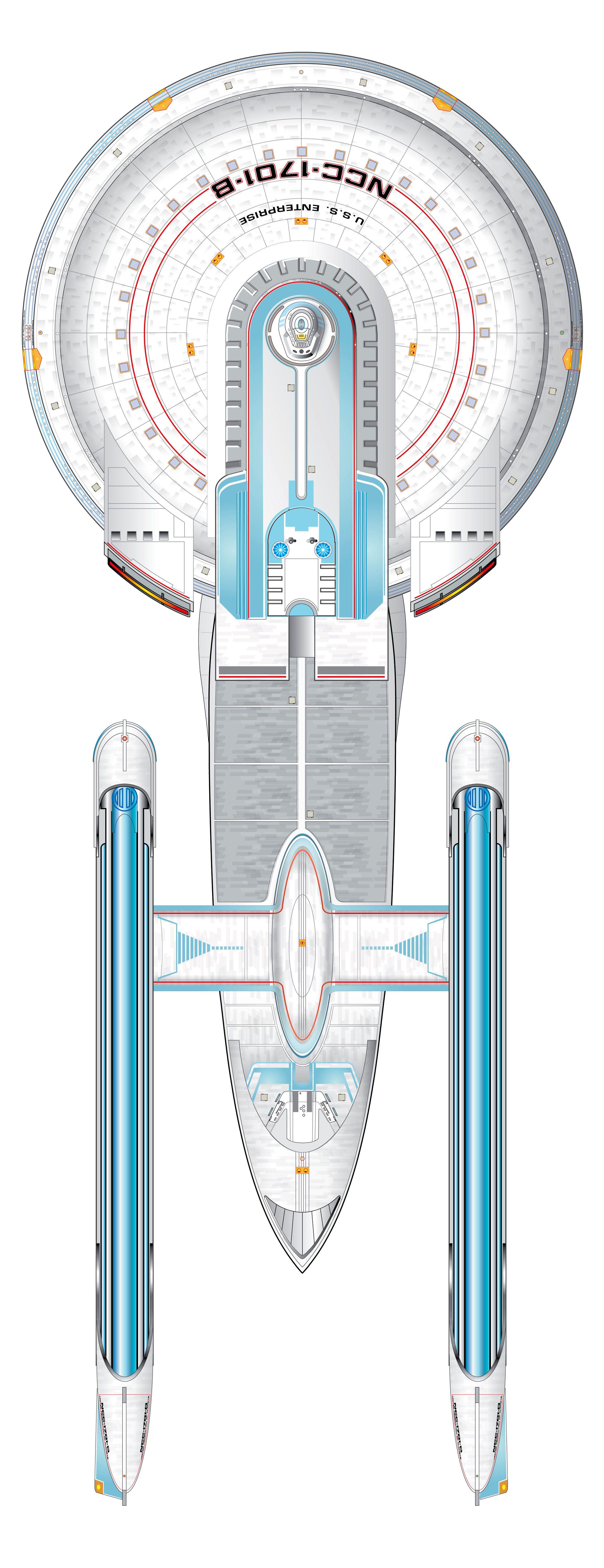 Uss enterprise ncc 1701 d galaxy class saucer separation r flickr - The D Deridex Class Warbird And The Galaxy Class Starship Ad Astera Audacter Pinterest Star Trek Trek And Star Trek Ships
