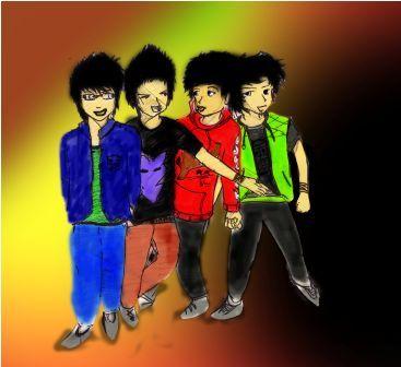 » Empat Sekawan Komik Gayo