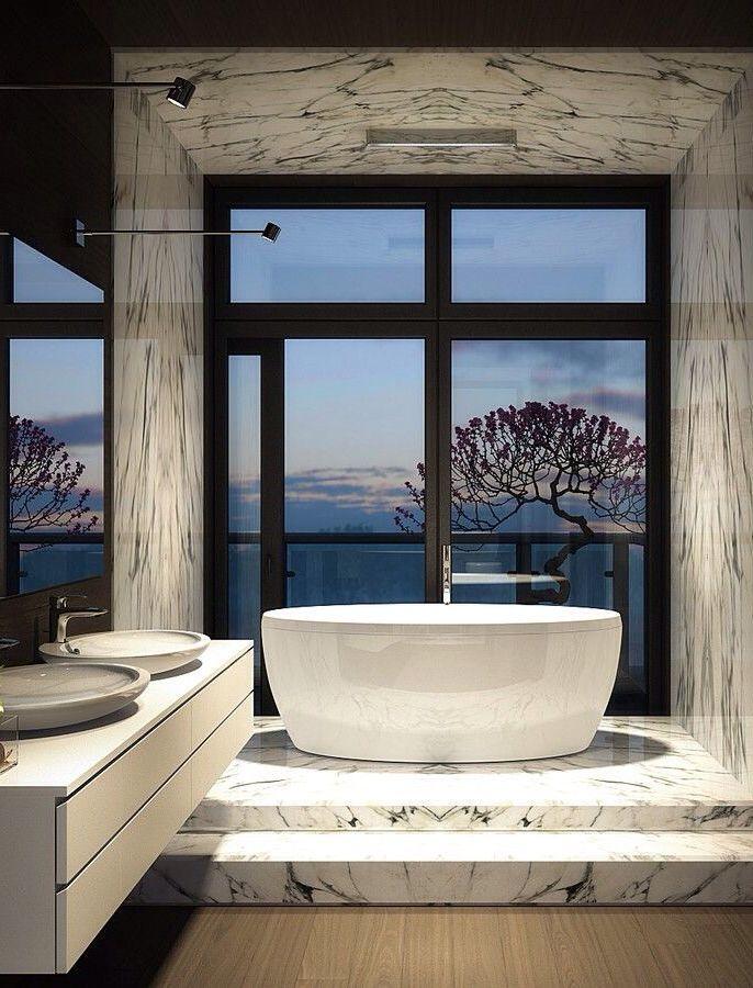 10 sunken bathtubs for modern bathroom | more sunken bathtub and