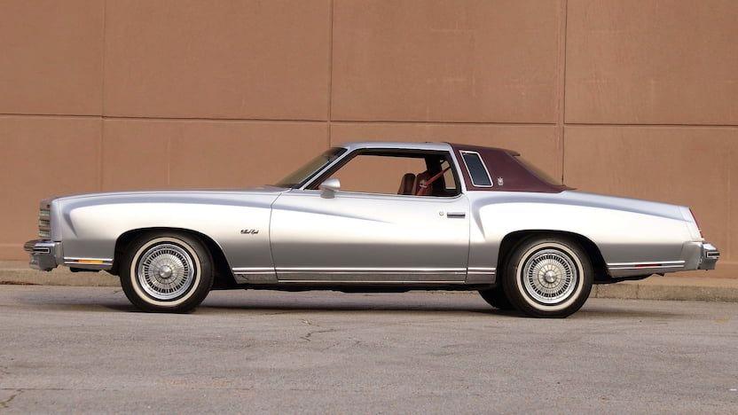 1976 Chevrolet Monte Carlo Landau | F216 | Houston 2019 in ...
