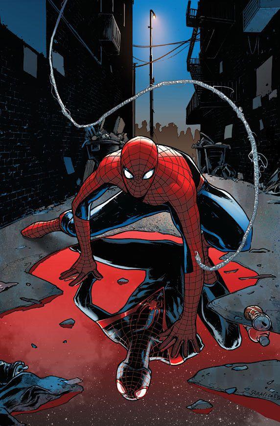 Spider-Men by Sara Pichelli