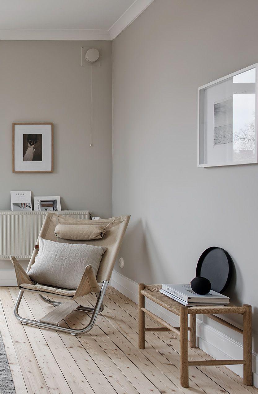 Beautiful home in beige - via Coco Lapine Design | INTERIORS ...