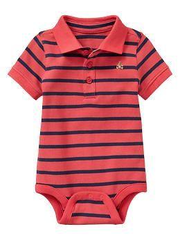 Polo Gap 95 Pique Month Striped 6 Price14 Size3 Bodysuit k0OwnP8