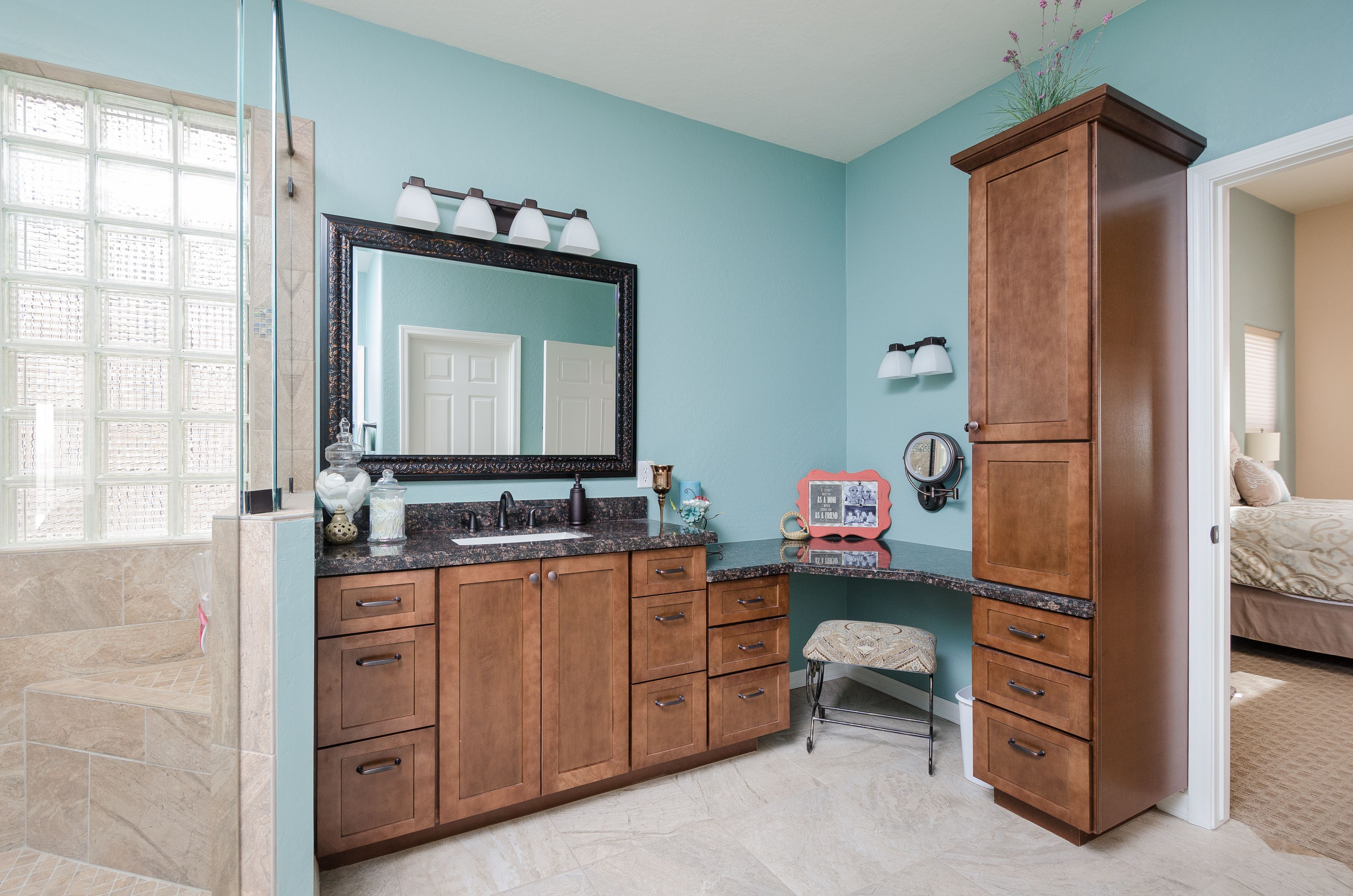 Modern Bathroom Remodel | Scottsdale, Arizona | Modern ...