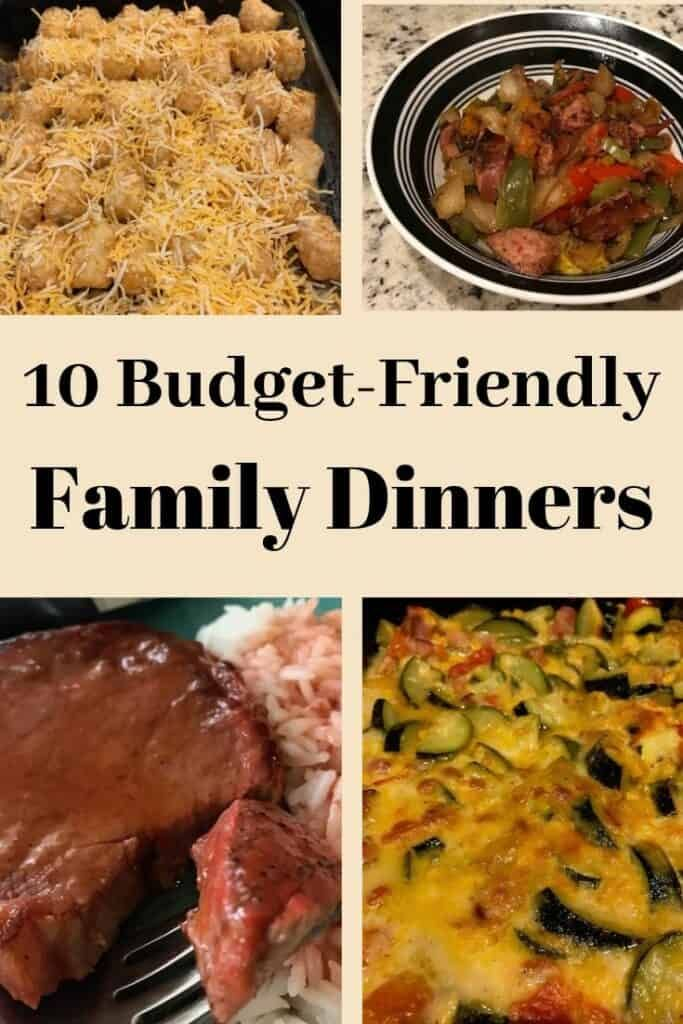 10 Budget-Friendly Family Dinners (With images) | Family ...