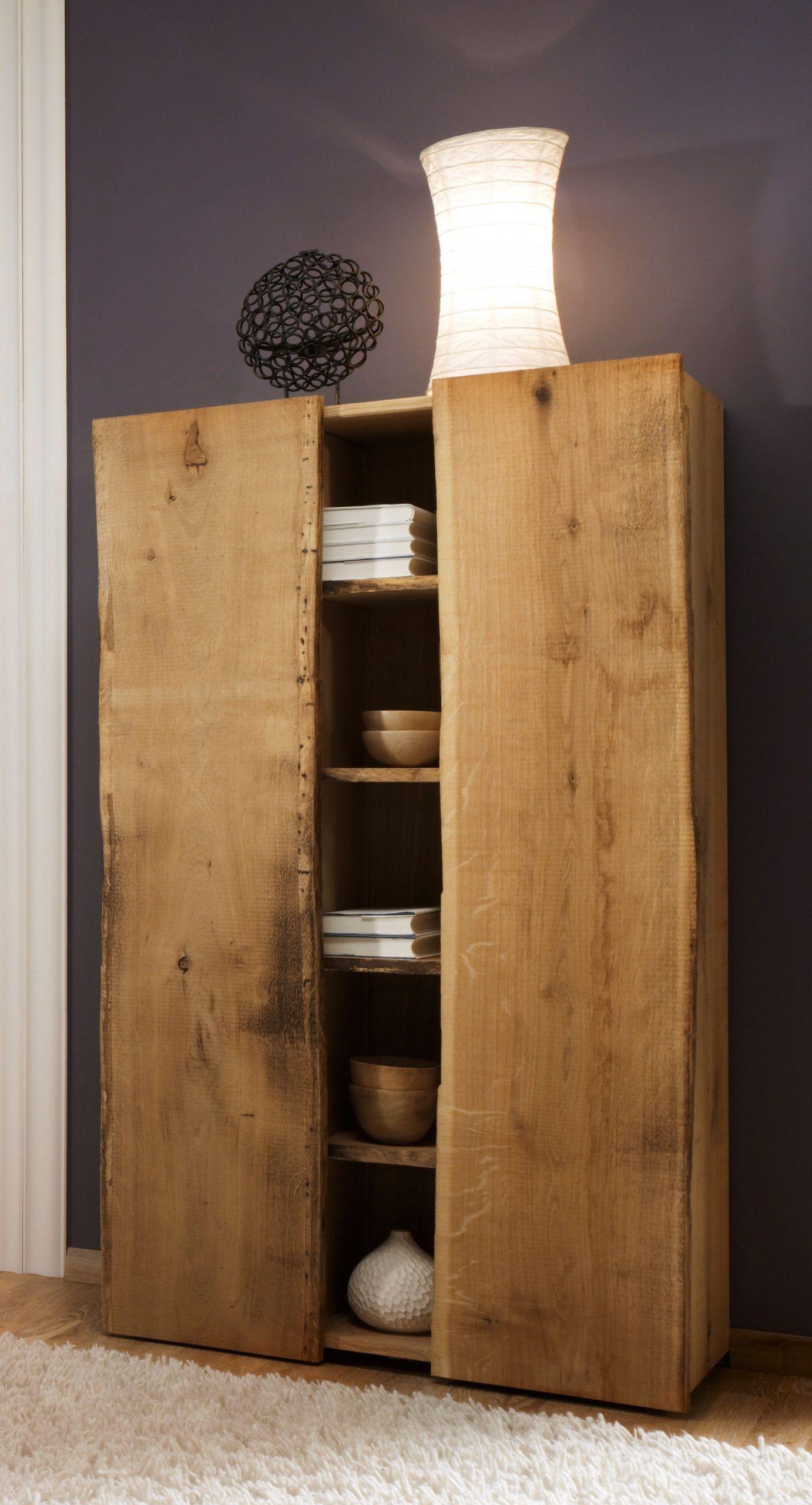 Highboard Solid Wood Oak 1 German Decor 2019 Home