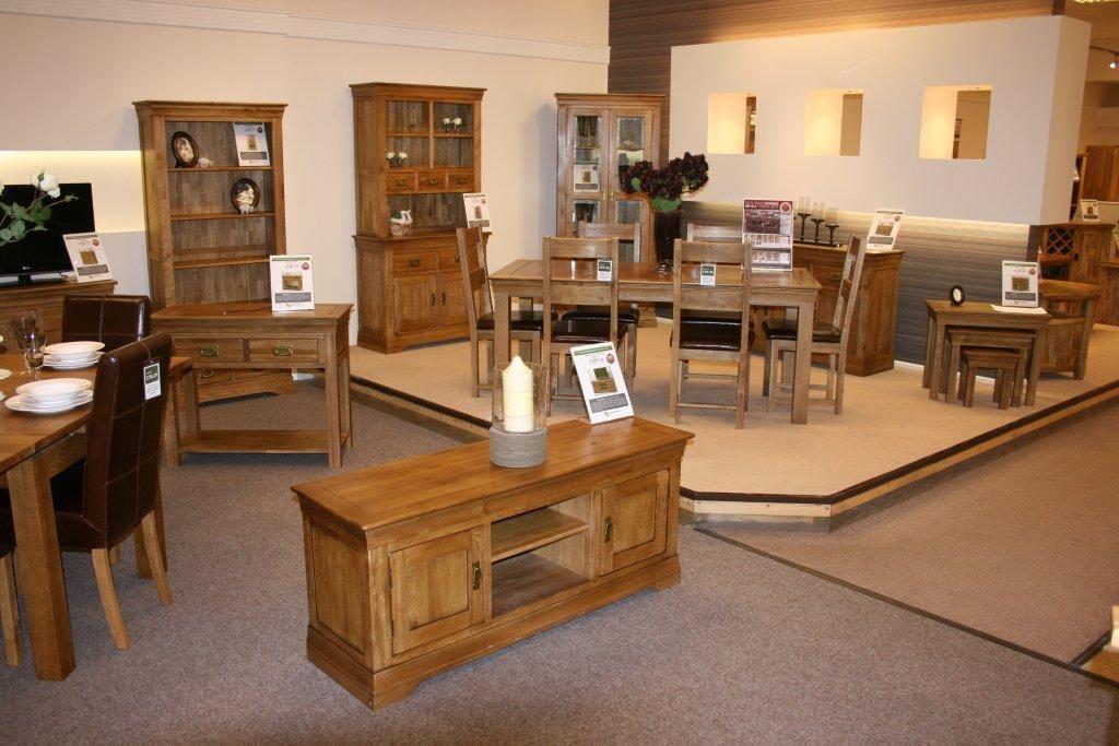 French Farmhouse Solid Oak - Living Room Furniture - Oak Furniture