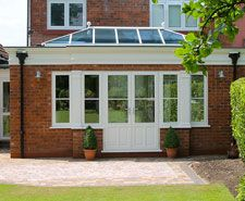 Brick Orangery and Roof Lantern in Sutton Coldfield ...