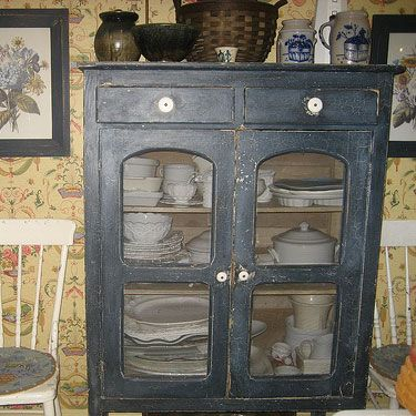 Antique Pie Safe #pie safe #kitchen #furniture | Diy ...